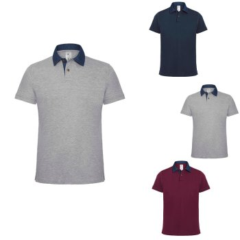 B&C Polo DNM Forward / Men