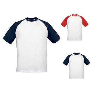 B&C T-Shirt Base-Ball
