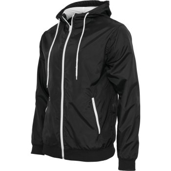 Build Your Brand Windrunner Jacket