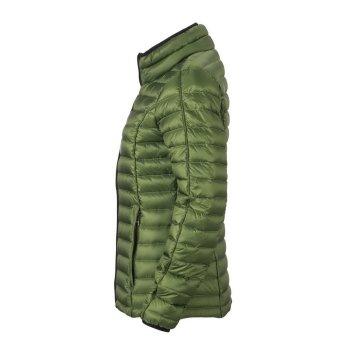 James+Nicholson Ladies` Quilted Down Jacket