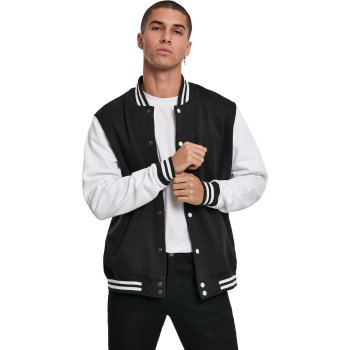Build Your Brand Sweat College Jacket