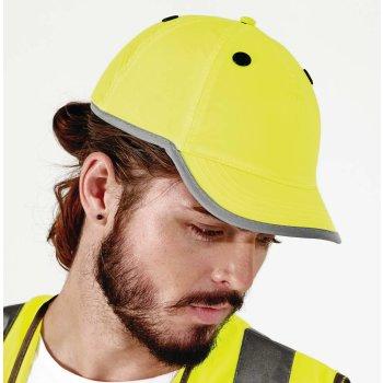 Beechfield Enhanced-Viz EN812 Bump Cap