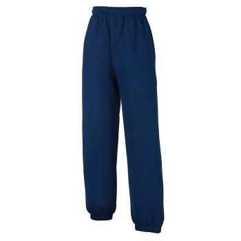 Fruit of the Loom Kids Classic Elasticated Cuff Jog Pants