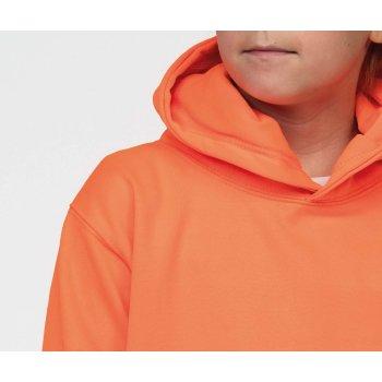 Just Hoods Kids` Electric Hoodie Kinder Kapuzenpullover