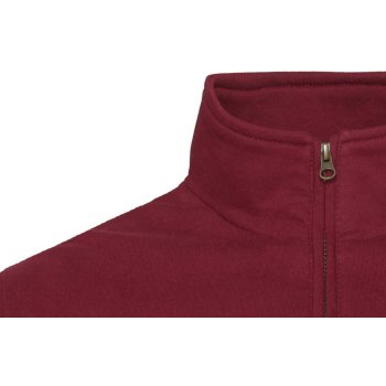Just Hoods Sophomore 1/4 Zip Sweat
