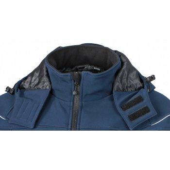 James+Nicholson Men`s Winter Softshell Jacket
