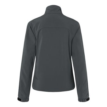 James+Nicholson Ladies` Softshell Jacket