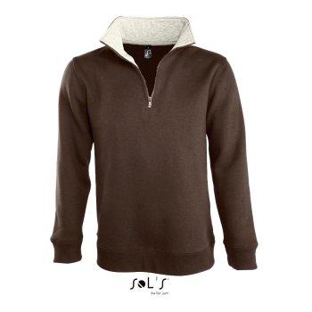 SOL´S Men Sweat Shirt Scott 1/4 Zip