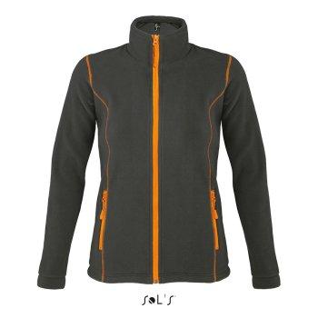 SOL´S Micro Fleece Zipped Jacket Nova Women