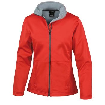 Result Core Ladies` Softshell Jacket