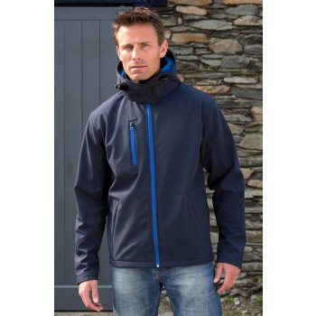 Result Core Men`s TX Performance Hooded Soft Jacket