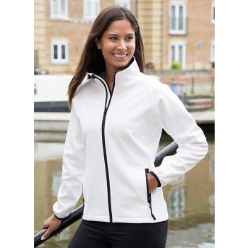 Result Core Ladies` Printable Soft Shell Jacket