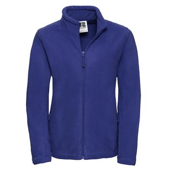 Russell  Ladies` Full Zip Outdoor Fleece