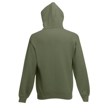 Fruit of the Loom Premium Hooded Sweat-Jacket