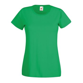 Fruit of the Loom Ladies Valueweight T
