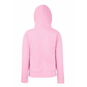 Fruit of the Loom Ladies Classic Hooded Sweat