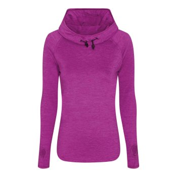 Just Cool Women´s Cool Cowl Neck Top