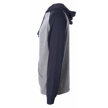 Independent Men`s Lightweight Raglan Hooded Pullover