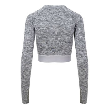 Just Cool Women´s Long Sleeve Crop T