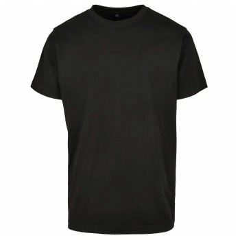 Build Your Brand Back Seam Tee