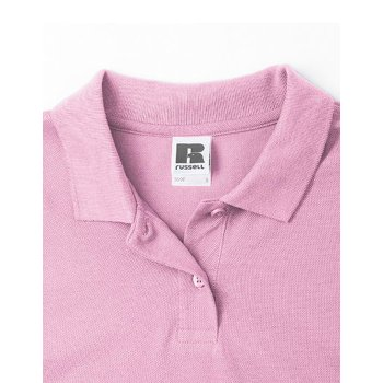 Russell  Ladies` Classic Cotton Polo