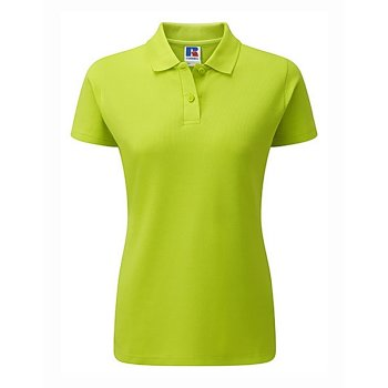 Russell  Ladies` Classic Polycotton Polo